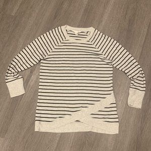 [TOPSHOP] Striped Top